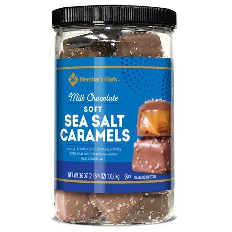 Member's Mark Sea Salt Caramels (31 oz.)