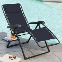 embers Mark XL Sunbrella Reclining Chair