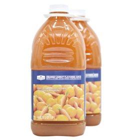 Member's Mark 100% Juice Orange Carrot (64 oz., 2 pk.)