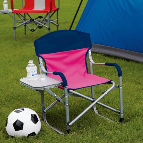Kid's Director's Chair, Assorted Colors