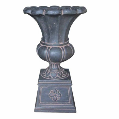 """Entrance Urn, 26.5"""" Height"""