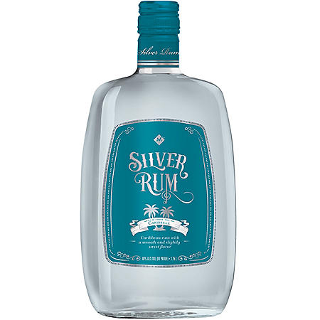Member's Mark Silver Rum (1.75 L)