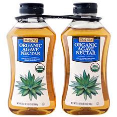 Daily Chef Organic Agave Nectar (23.5 oz, 2 pk.)