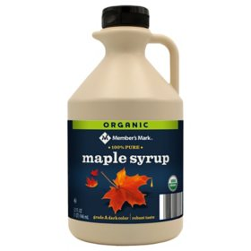 Member's Mark Organic 100% Pure Maple Syrup (32 oz.)