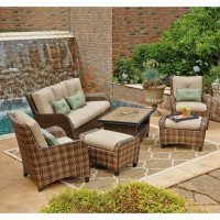 6-Pc. Member's Patio Seating Set
