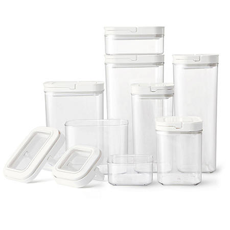 Member's Mark Fliplock Containers Set (8 Pieces)
