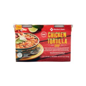 Members Mark Chicken Tortilla Soup (2 pk.)
