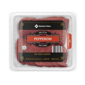 Member's Mark Pepperoni, Sliced (22 oz.)