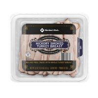 Member's Mark Hickory-Smoked Turkey Breast, Sliced (22 oz.)