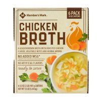 Member's Mark Chicken Broth (32 oz., 6 pk.)