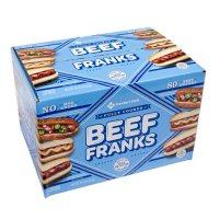 Member's Mark Beef Franks (80 ct.)