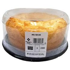 Daily Chef Angel Food Cake (18 oz.)