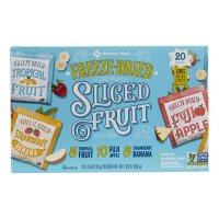 Member's Mark Freeze-Dried Sliced Fruit (0.35oz / 20pk)