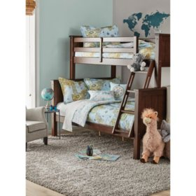 Member's Mark Tenley Twin-Over-Full Bunk Bed (Assorted Colors)