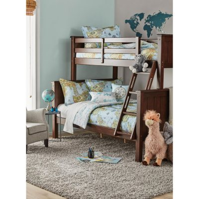 Memberu0027s Mark Tenley Twin Over Full Bunk Bed (Assorted Colors)