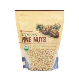 Member's Mark Organic Pine Nuts (16 oz.)