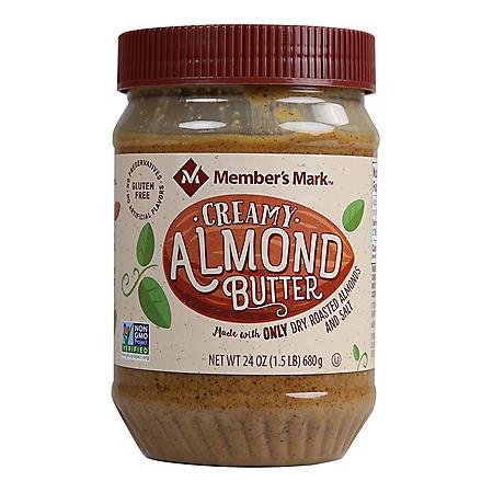 Member's Mark Almond Butter (24 oz.)
