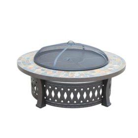 Round Slate Fire Pit Table  Sams Club