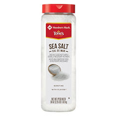 Member's Mark Sea Salt by Tone's (36 oz.)