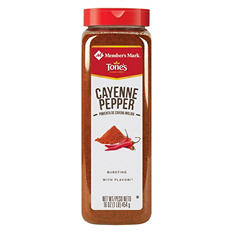 Member's Mark Ground Cayenne Pepper by Tone's (16 oz.)
