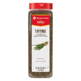 Member's Mark Thyme Leaves by Tone's (7 oz.)