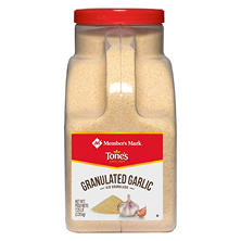 Member's Mark Granulated Garlic by Tone's (7.25 lb.)