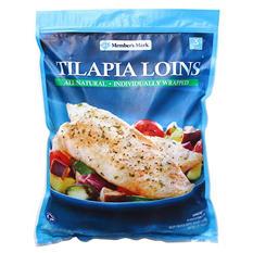 Member's Mark Tilapia Loins (3 lb.)