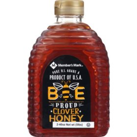 Member's Mark Clover Honey (40 oz., 2 pk.)