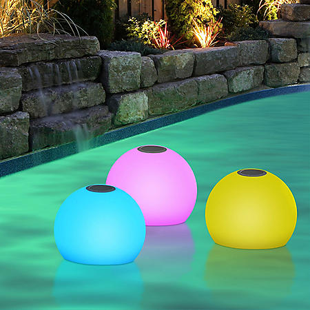 LED Floating Ball - Sam\'s Club