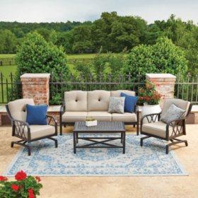 members mark millers creek seating set sams club - Sams Club Patio Furniture