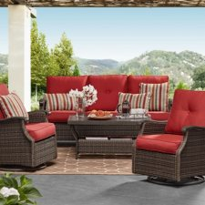 Outdoor Comfort and Style