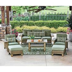 Member's Mark Agio Collection Manchester Seating Set