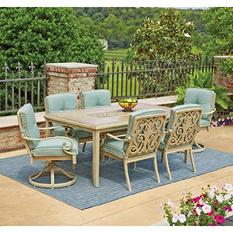 Member's Mark Lynden Hills Sunbrella Dining Set