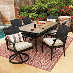 Members Mark Agio Collection Heritage Dining Set