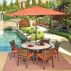 Member's Mark Portico Sunbrella Dining Set