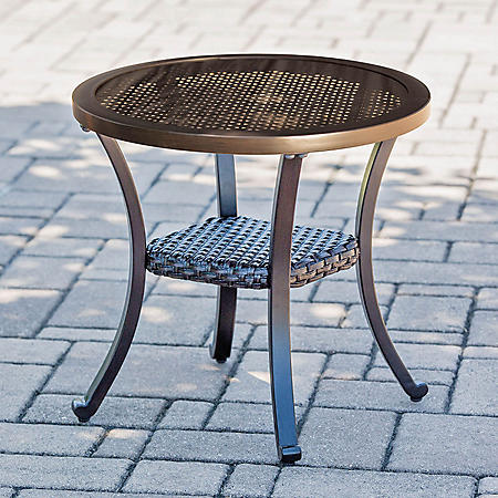 Member's Mark Agio Heritage Accent Table