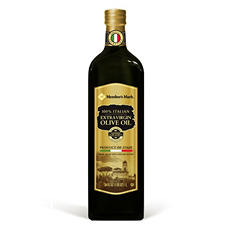 Member's Mark 100% Italian Extra Virgin Olive Oil (1L bottle)