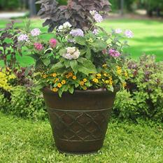 """Member's Mark 22"""" Garden Pot"""