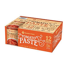Member's Mark Tomato Paste (6 oz., 12 ct.)