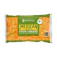 Member's Mark Mexican-Style Four-Cheese Fancy Shredded Cheese (5 lbs.)