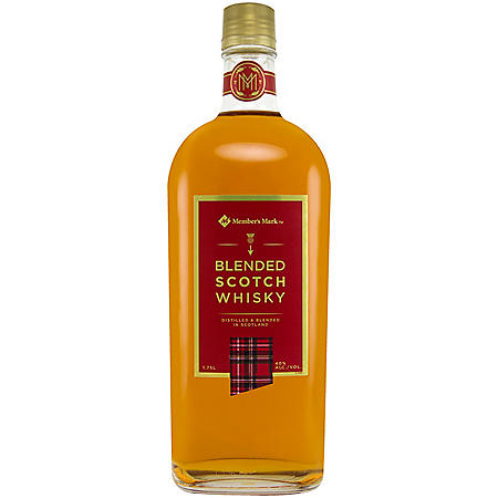 Member's Mark Blended Scotch Whisky (1.75 L)