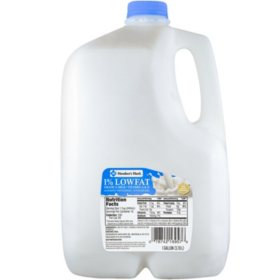 Member's Mark 1% Low Fat Milk (1 gallon)
