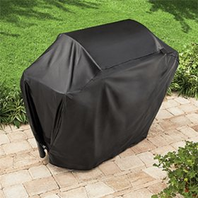 "Member's Mark 68"" Premium Grill Cover, Black"
