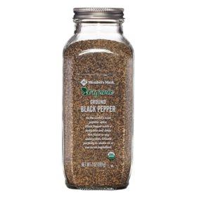 Member's Mark Organic Ground Black Pepper (7 oz.)