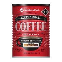 Member's Mark Classic Roast Ground Coffee (48 oz.)