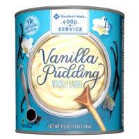 Member's Mark Food Service Vanilla Pudding (7 lbs.)