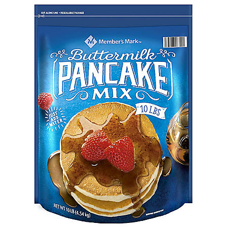 Member's Mark Buttermilk Pancake Mix (10 lbs.)
