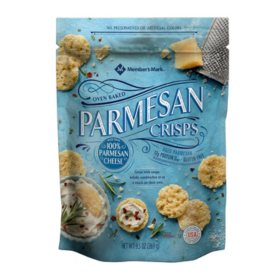 Member's Mark Parmesan Crisps (9.5 oz.)