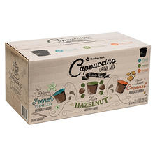 Member's Mark Cappuccino Variety Pack (0.53 oz. cups, 54 ct.)