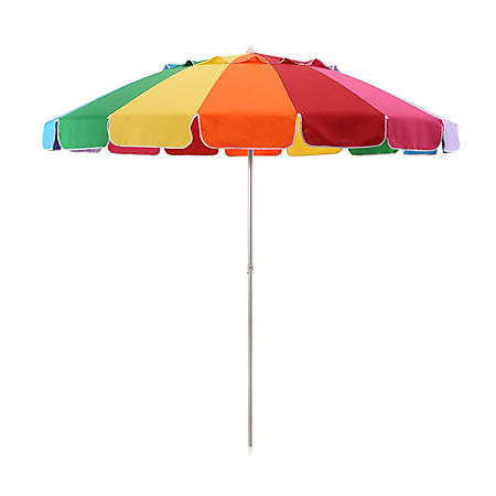 Member's Mark 8' Beach Umbrella (Various Colors)